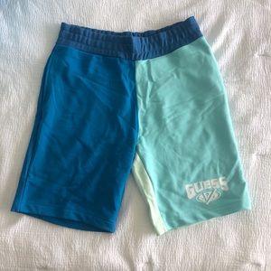 GUESS x J Balvin collab sweat shorts